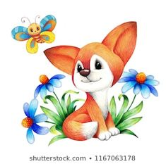 Find Cartoon illustration with cute fox in the forest stock illustrations and royalty free photos in HD. Explore millions of stock photos, images, illustrations, and vectors in the Shutterstock creative collection. of new pictures added daily. Cartoon Cartoon, Bird Artwork, Cute Fox, Disney Tattoos, Portfolio, Cute Drawings, Royalty Free Photos, Color Patterns, Tigger