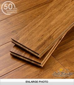 Java Fossilized® Strand Solid Bamboo Flooring www.calibamboo.com has the best price!