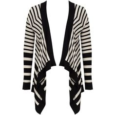 shira stripe silk mix cardi ($140) ❤ liked on Polyvore featuring tops, cardigans, jackets, sweaters, outerwear, shell tops, striped top, silk cardigan, stripe top and cardigan top