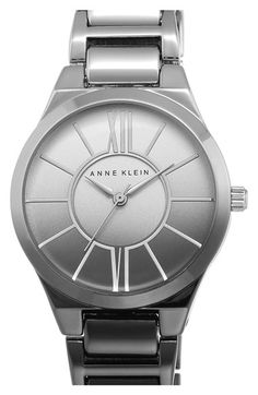 Anne Klein OmbréBracelet Watch, 30mm available at #Nordstrom