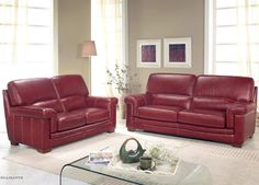 Tips That Help You Get The Best Leather Sofa Deal. Leather sofas and leather couch sets are available in a diversity of colors and styles. A leather couch is the ideal way to improve a space's design and th Best Leather Sofa, Black Leather Sofas, Sofa Deals, Unique Sofas, Couch Set, Vintage Sofa, Sofa Design, Contemporary, Living Room
