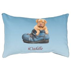 Cute iCuddle Mastiff Puppy Pet Bed - home gifts ideas decor special unique custom individual customized individualized