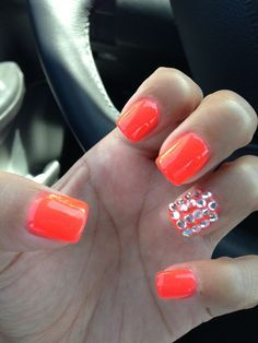 cute and clean nail art designs