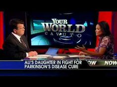 Ali's Daughter on Fight for Parkinson's Cure