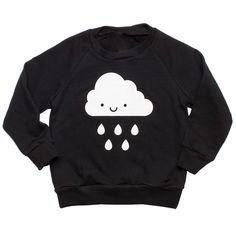 Kawaii Cloud Sweatshirt from Whistle & Flute
