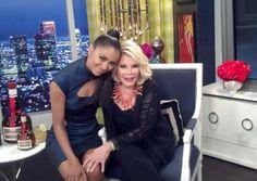 Kat Graham on Fashion Police!