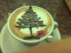 Albero di Natale - Cappuccino