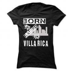 Cool #TeeForVilla Rica Born And Raised In… - Villa Rica Awesome Shirt - (*_*)
