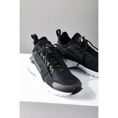 Nike Air Huarache Ultra Sneaker (31.735 HUF) ❤ liked on Polyvore featuring  shoes 366985d4a1