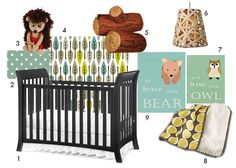 Nursery Inspiration featuring the Metro Classic Crib available at Baby Go Round in Hampton Falls, NH  www.babygoroundinc.com