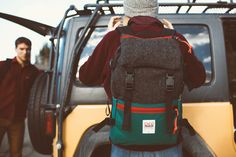 Topo x Woolrich Collection - 2014