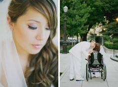 Beautiful wedding. >>> See it. Believe it. Do it. Watch thousands of SCI videos at SPINALpedia.com