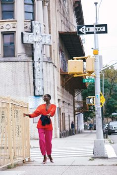 Beloved, star model Adut Akech is on a roll so intense, we had all better get out of her way. George Cortina styles Adut in 'Best of Spring', shot in Brooklyn by Cass Bird for WSJ Magazine February Makeup by Frank B; hair by Tamara McNaughton Editorial Photography, Fashion Photography, Wsj Magazine, Saint Laurent Dress, Bright Dress, African Models, Vogue Spain, Vogue Us, Black Girl Magic