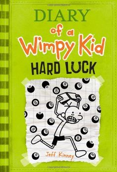 Diary of a Wimpy Kid: Hard Luck, Book 8 by Jeff Kinney,http://www.amazon.com/dp/1419711326/ref=cm_sw_r_pi_dp_MfKKsb1Y55VFWZG9