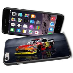 NASCAR RACING ACTION, Cool iPhone 6 Smartphone Case Cover Collector iPhone TPU Rubber Case Black Phoneaholic http://www.amazon.com/dp/B00TWI7WVG/ref=cm_sw_r_pi_dp_zeLnvb0RHS4HT