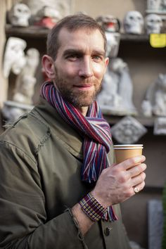 Meet Will Timbers, an actor and native Londoner who thinks pigeons would have a better reputation if they were colourful.  Will was captured by photographer Will Edgecombe in Columbia Road Flower Market.  Full story: https://www.facebook.com/KarolinaFomi/photos/a.1045200062211451.1073741858.664808480250613/1106248839439906/?type=3&theater