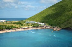 Timothy Beach Resort, St. Kitts-- miss the volleyball games!