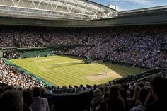 Design the official poster for The Championships, Wimbledon