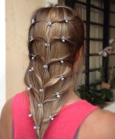 Cabelos- Penteados