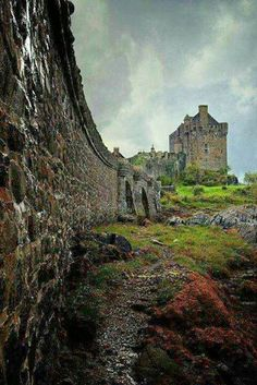 Eilean Donan Castle - photo by Roy Pritchard one of the most visited and important attractions in the Scottish highlands. Scottish English, Eilean Donan, In Ancient Times, Scottish Highlands, Most Visited, Countryside, Monument Valley, Places To Visit, World