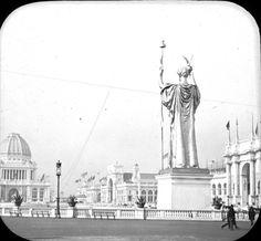 RELICS OF THE WORLD'S FAIR: CHICAGO - Chicago World's Fair Columbian Exposition (lots more photos - click through!)