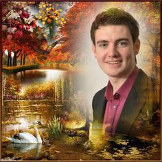 Pics of Emmit Cahill of Celtic Thunder