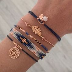 Trendy Luxury Jewelry – Damen Schmuck und Accessoires - Famous Last Words Cute Jewelry, Boho Jewelry, Jewelry Crafts, Beaded Jewelry, Jewelery, Jewelry Accessories, Jewelry Design, Fashion Jewelry, Women Jewelry