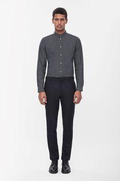 COS | Fine print shirt