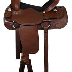 American Saddlery Lexie Collection A-Fork Ranch Saddle 602 1