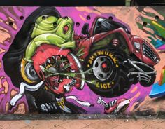 "Check out new work on my @Behance portfolio: ""my graffiti"" http://be.net/gallery/53367801/my-graffiti"