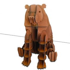 Estante Urso Zé Bege