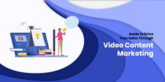 How To Improve Business Sales With Video Content Marketing? Content Marketing Strategy, Inbound Marketing, Ecommerce Seo, Aso, Seo Services, Storytelling