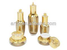 plastic bottle,luxury cosmetic packaging,cosmetic bottles and jars