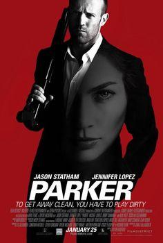 《轟天復仇》Parker (2013)