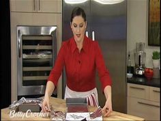 The Best Way to Line a Pan w/ Aluminum Foil #HowTo