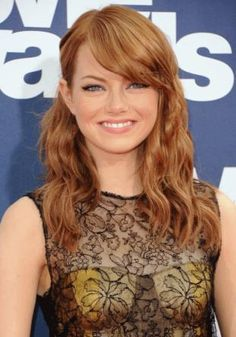 want to die hair strawberry blonde for summer!