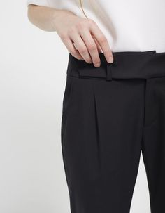 Pantalon cigarette femme - Women
