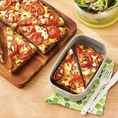 Spaanse aardappeltortilla High Tea, Vegetable Pizza, Foodies, Vegetarian Recipes, Side Dishes, Good Food, Veggies, Food And Drink, Favorite Recipes