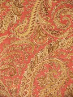 Corniche Spice - www.BeautifulFabric.com - upholstery/drapery fabric - decorator/designer fabric