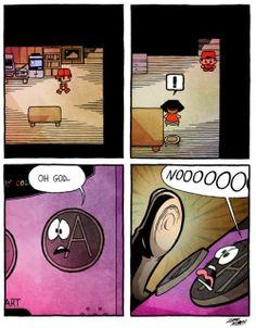 Oh god...No! #Pokemon Comic