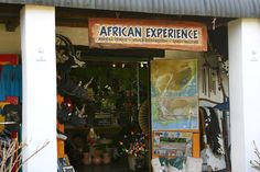 You'll find the perfect curios at African Experience