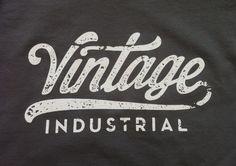 Vintage Industrial Inspired