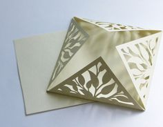 cut out card inspiration using a Silhouette Cameo cutting machine
