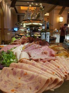 Cold Cuts platter at LeVendome Restaurant Emirates Palace Cold Cuts, Abu Dhabi, Platter, Palace, Restaurant, Beef, Food, Meat, Diner Restaurant