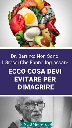#berrino #dimagrire #startbenessere Real Food Recipes, Yummy Food, Healthy Recipes, Nutrition Information, Kefir, Natural Health, Natural Remedies, The Cure, Health Fitness