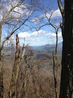 Scott Mountain Trail