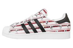on sale 7f2e6 8086a 2016 Adidas Originals Superstar NIGO Bearfoot S75556 Classic Hombre Zapatos  Fashion Sneakers NIGO Bearfoot rojo Negro