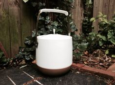 Retro Dinex Ice Bucket 1960's by MikMiks on Etsy