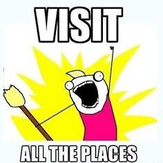 T-R-A-V-E-L #travelwithfriends #travelers #traveling #traveladdicted #traveler #traveltheworld #travelfriends #wanderlust #vacation #world #tour #vagabond #travelbug #travelnista #grouptravel #sightseeing #traveladdict #travellover #travelnista #itsgetawaytime http://ift.tt/20I4jO2