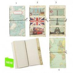 Caderno para Apontamentos - 14x20